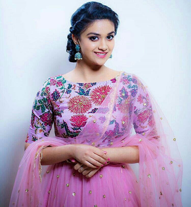 Keerthi Suresh   Celebrities   Pinterest