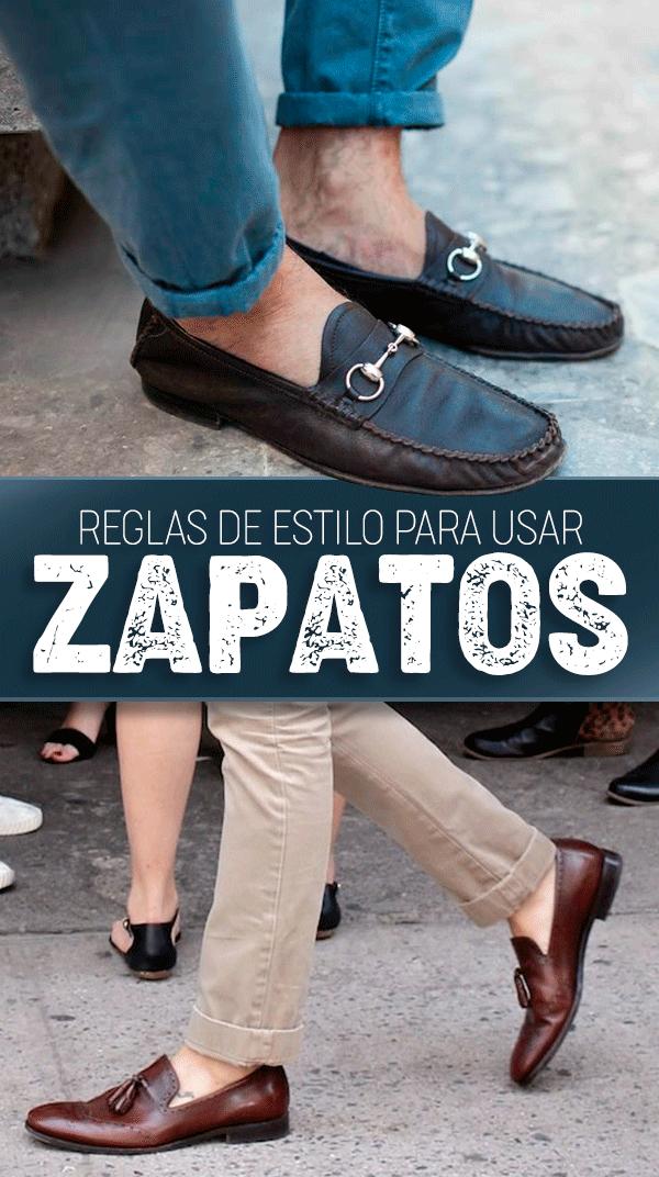 9 Estilos de zapatos que necesitas usar correctamente; no siempre van con calcetines