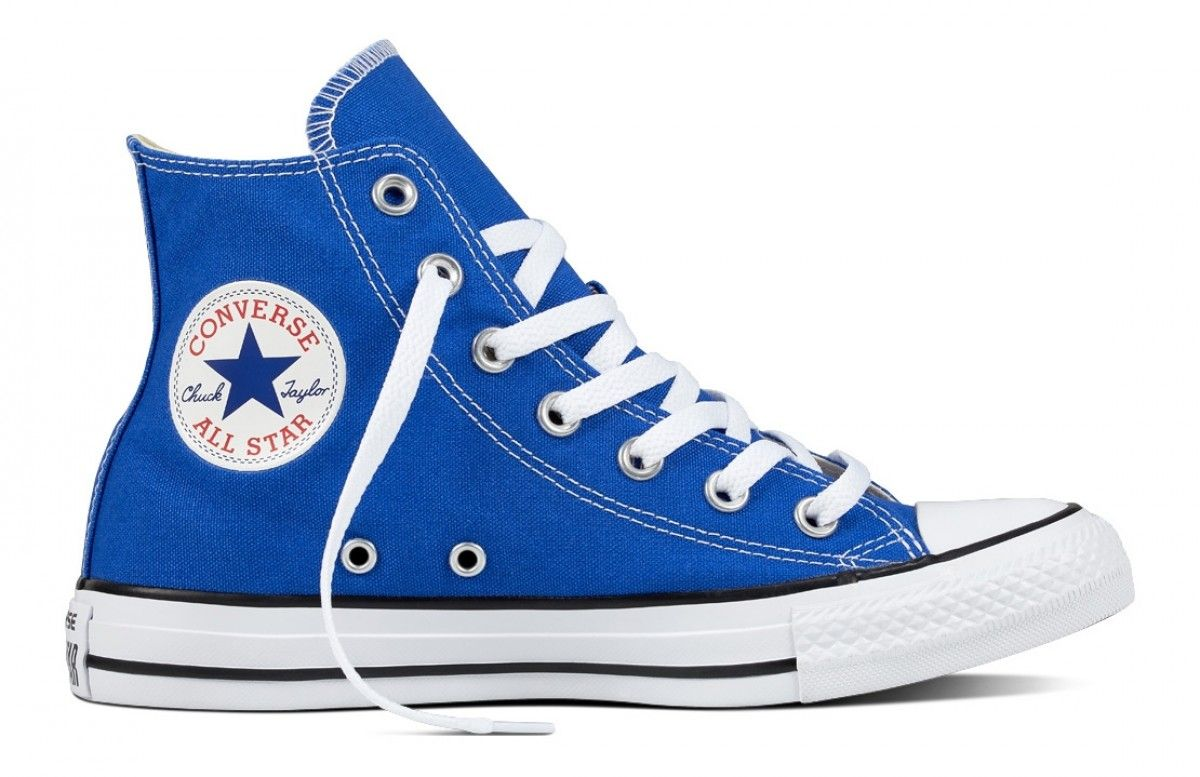 CONVERSE CHUCK TAYLOR ALL STAR HI TOP HYPER ROYAL | Converse ...