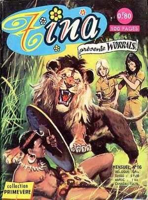 Tina 16 - Worrals gagne la partie