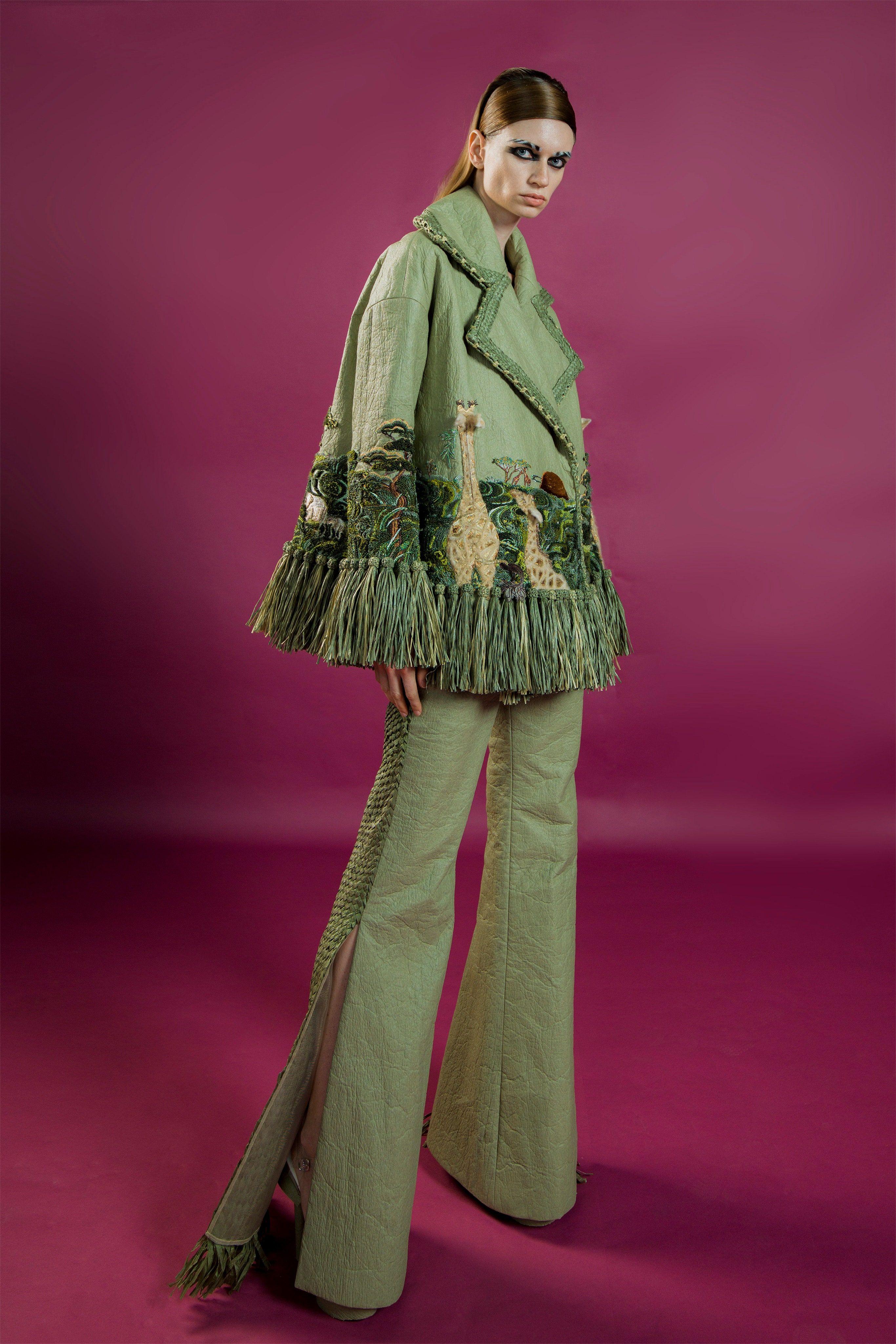 Guo Pei Fall 2020 Couture Fashion Show