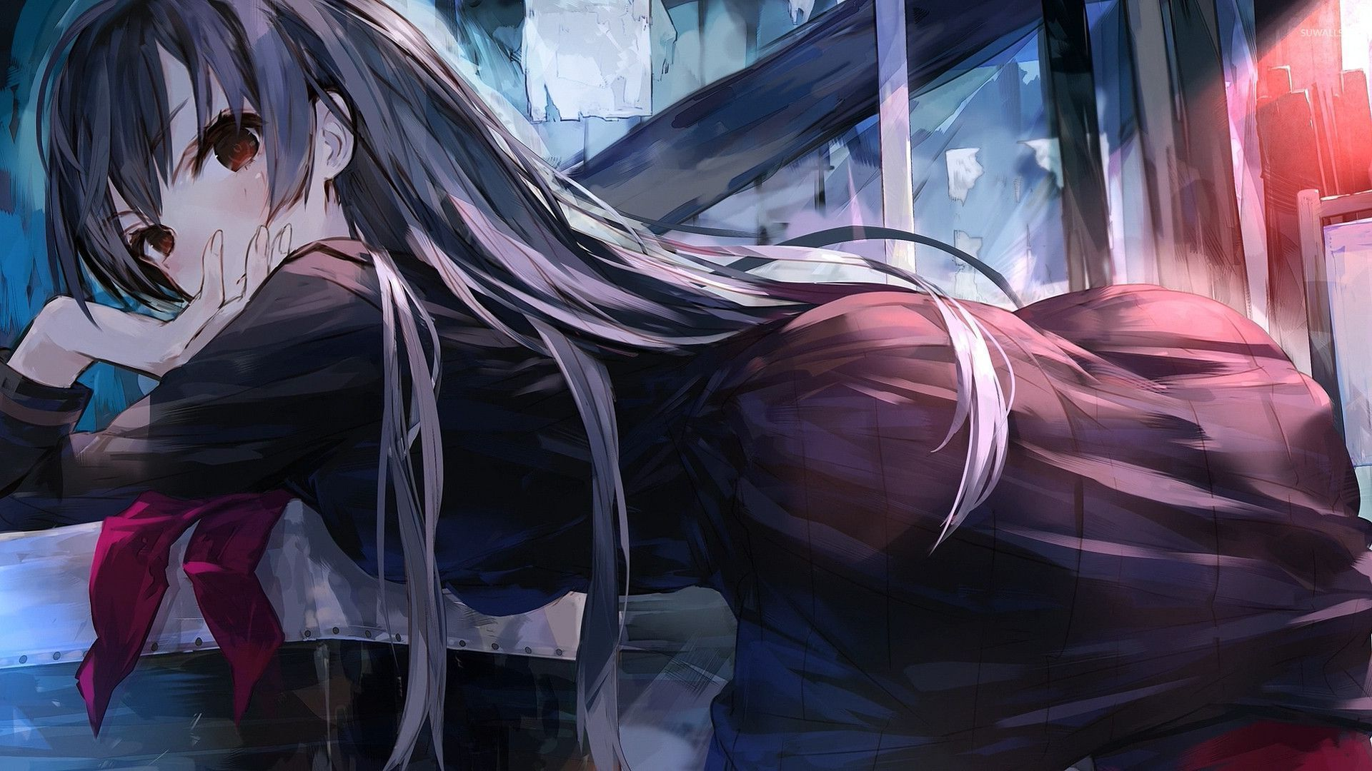 Dusk Maiden Of Amnesia Hd Wallpapers And Backgrounds With Images
