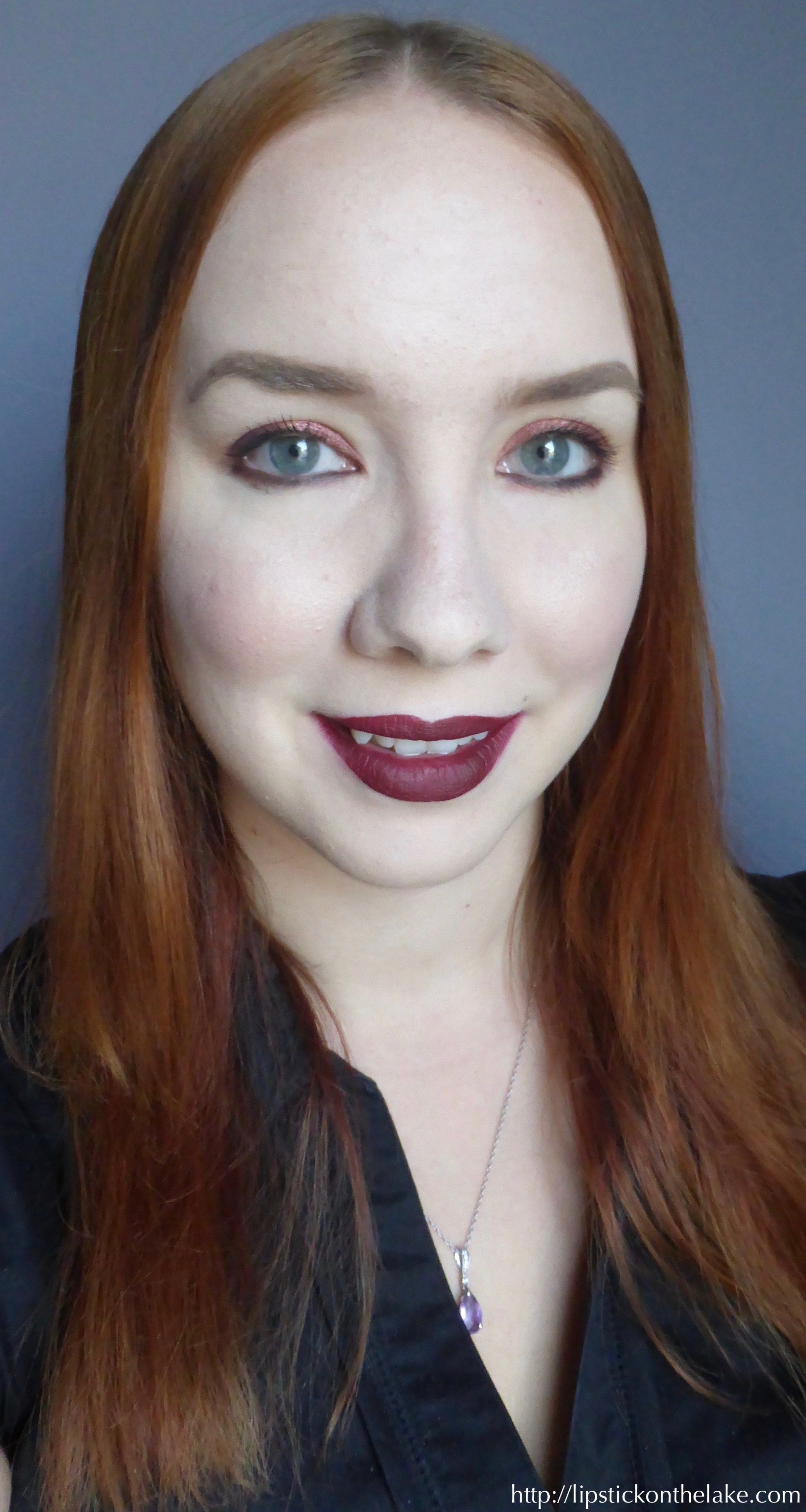 MOTD Warm & Vampy (With images) Vampy lipstick, Vampy