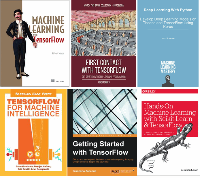 13) What are some good books on TensorFlow? - Quora