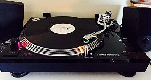 Audio-Technica AT-LP120-USB Direct-Drive Professional Turntable USB /& Analog