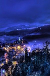 Rota d'Imagna, Bergamo, Italy