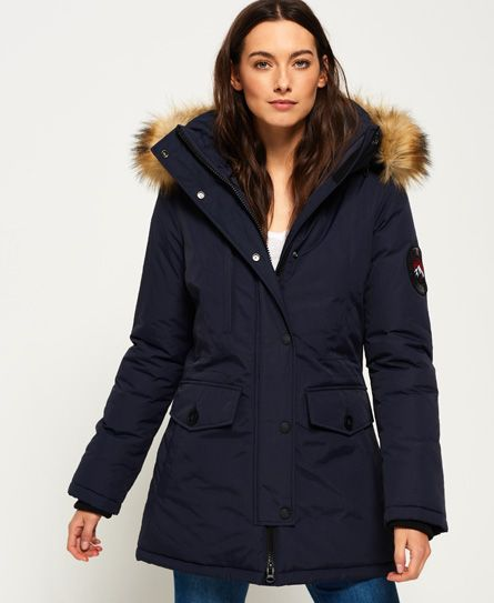 Superdry Coat Ashley Everyday Fashion Fashion Everest BxYnUCwRq