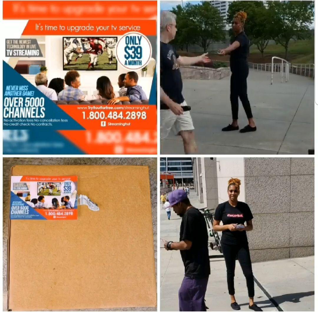 Your Official Street Team of Atlanta! (promo model) Tv