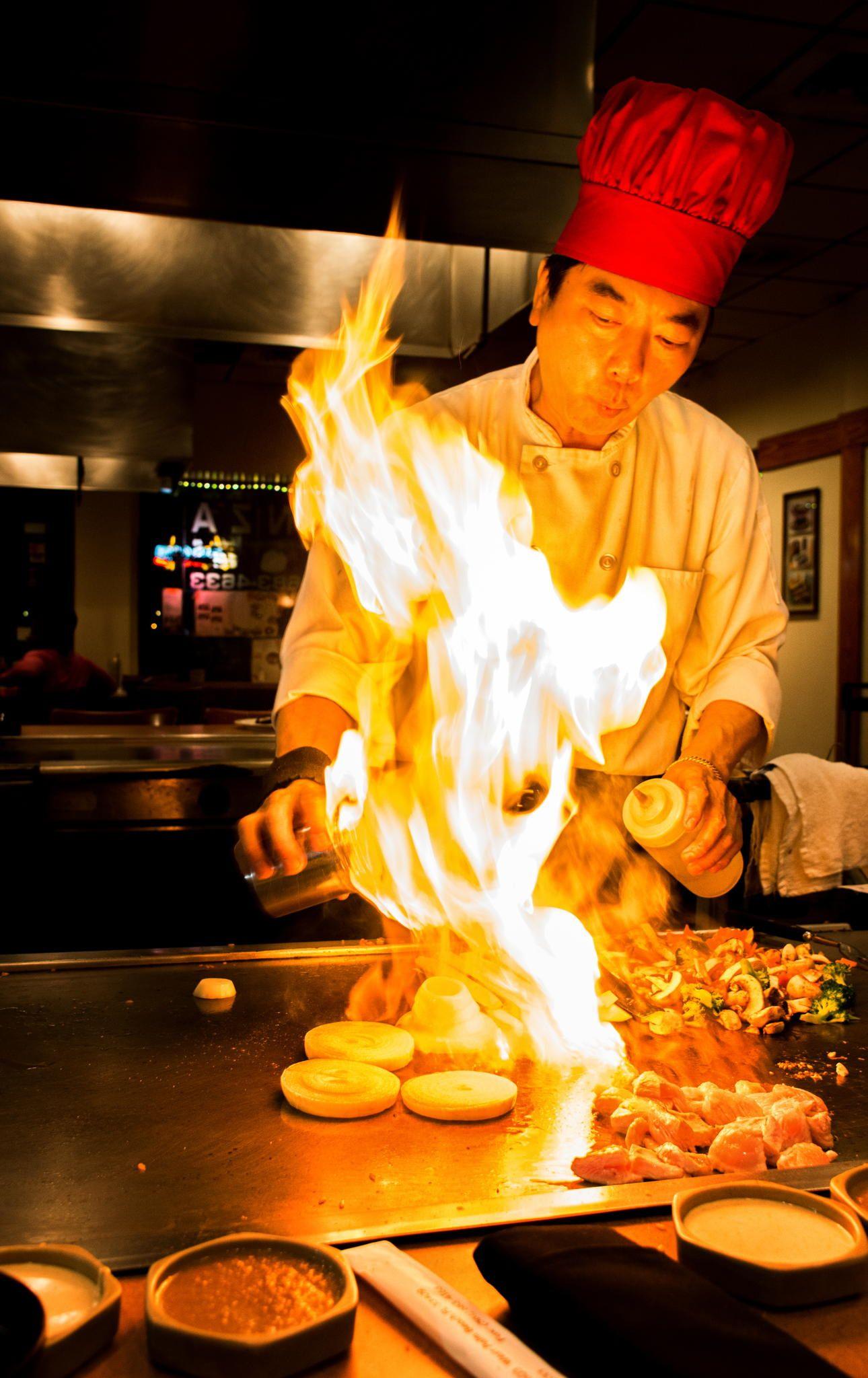 Ginza Japanese Steakhouse & Sushi
