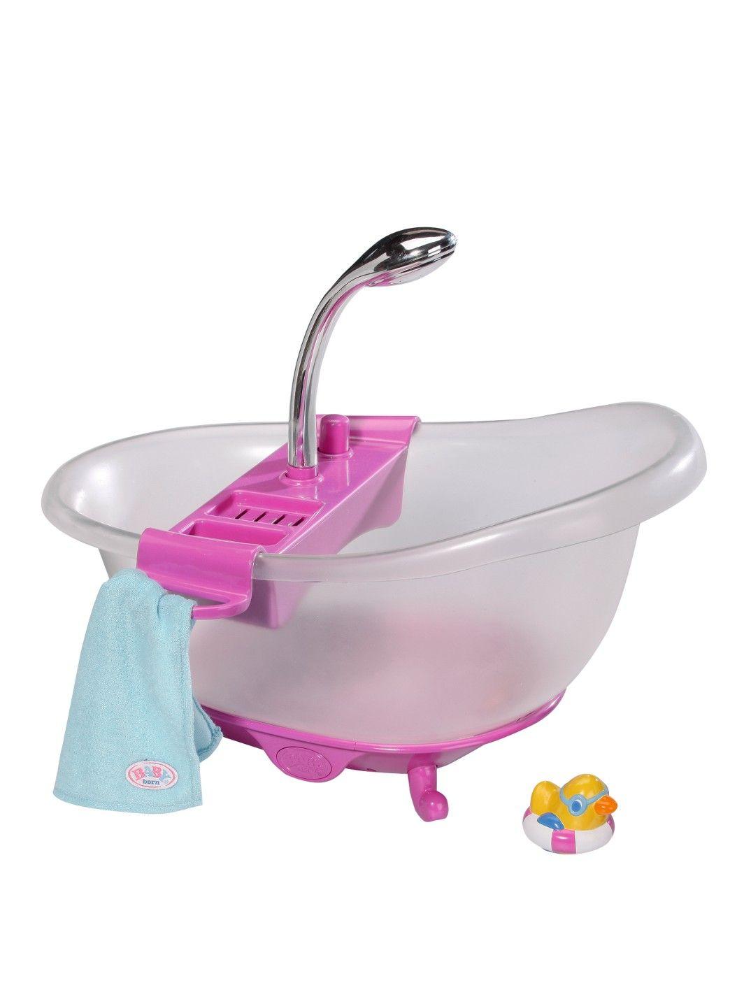 Baby Born Interactive Bath Tub | isme.com | Ayla birthday ...