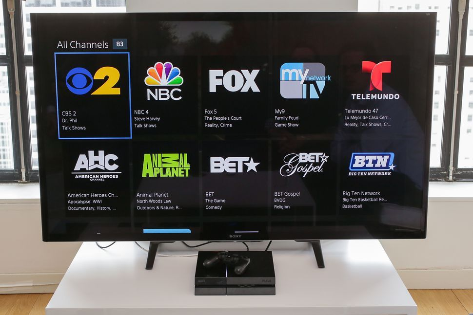 DirecTV Now vs. PlayStation Vue vs. Sling TV Which one is