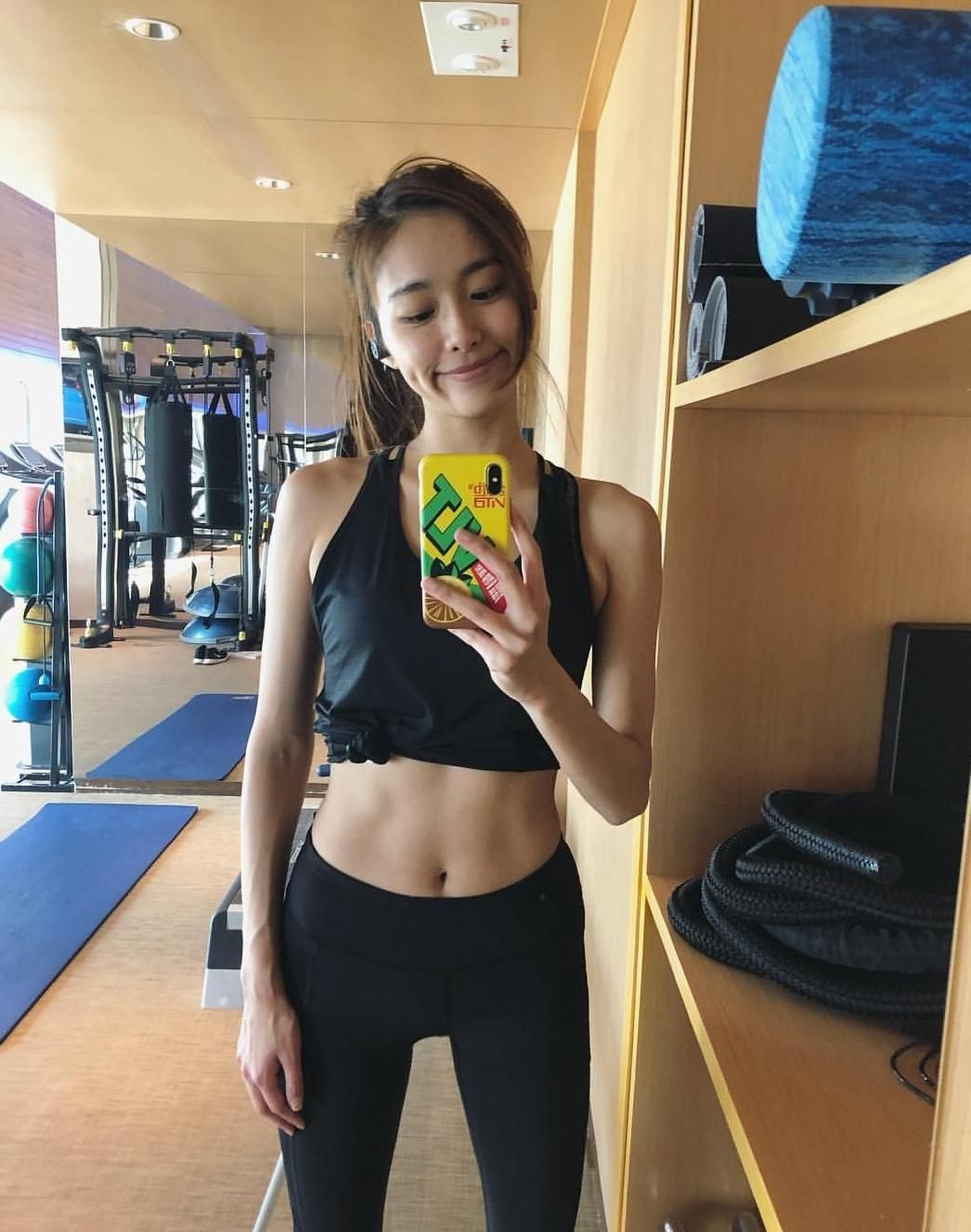 Pin by Rainman on Asian | Sports bra, Fashion, Cute