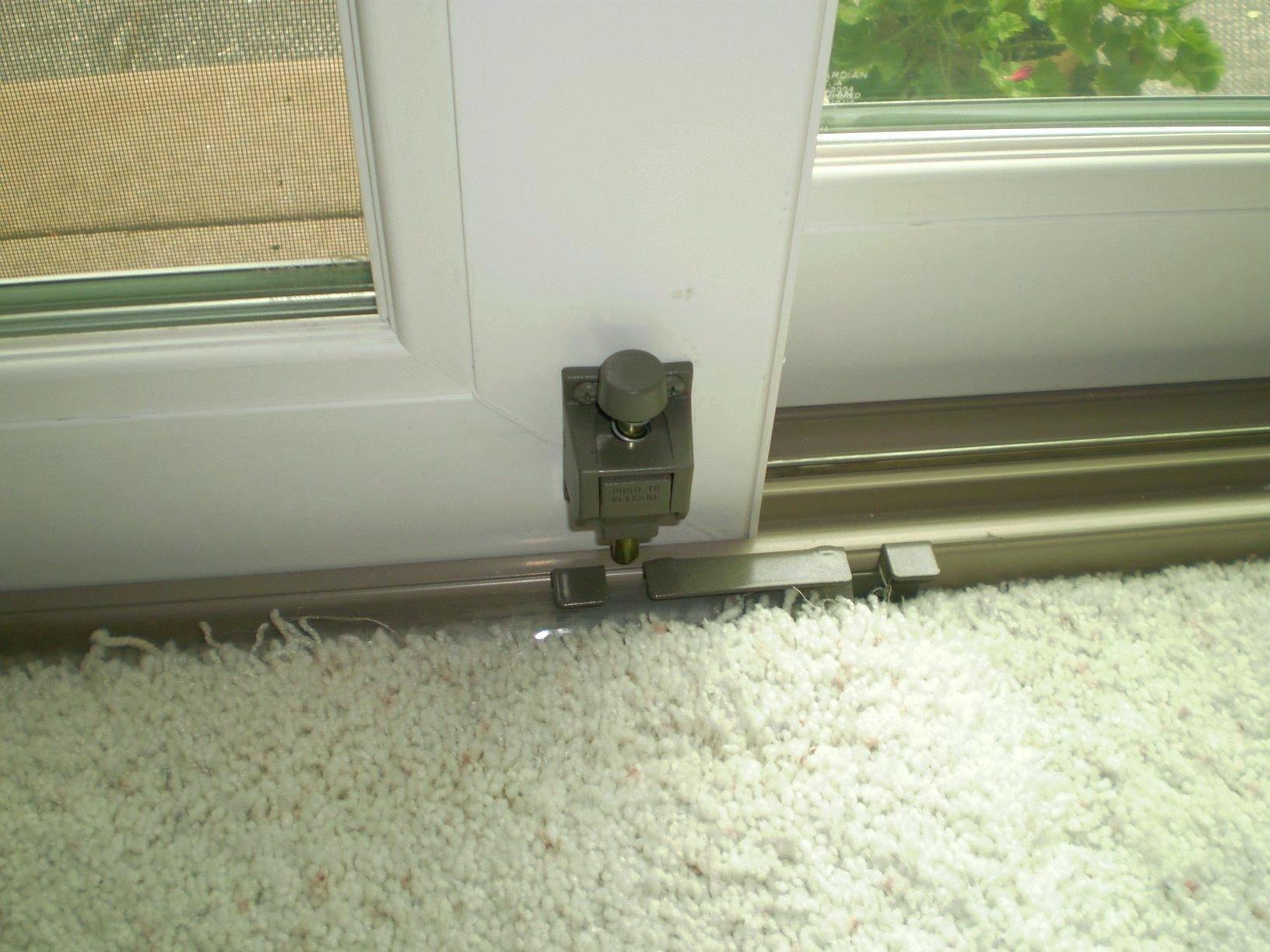 Anderson Sliding Door Foot Lock Httptogethersandia