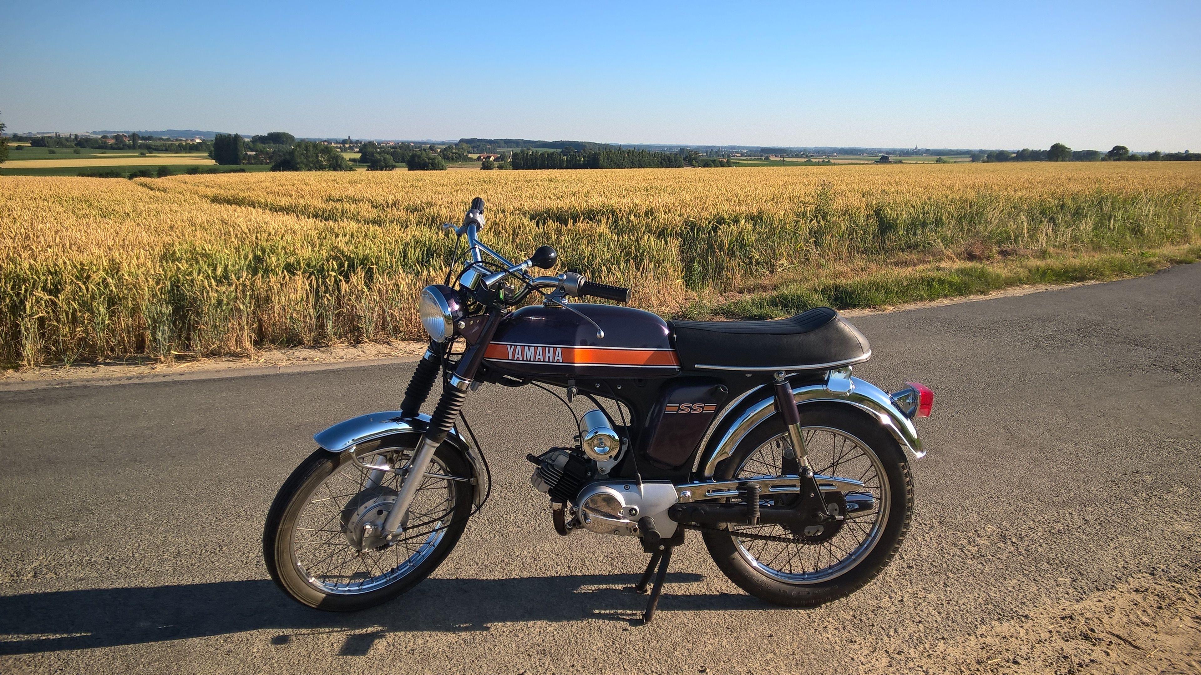 Download wallpaper 1920x1080 yamaha, bike, motorcycle