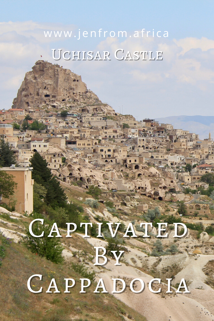 Captivated by Cappadocia on the Green Tour in 2020