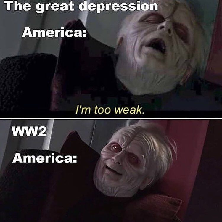 This Made Me Laugh More Than It Should Historymemes Prequelmemes Starwars Historical Memes History Humor Star Wars Humor
