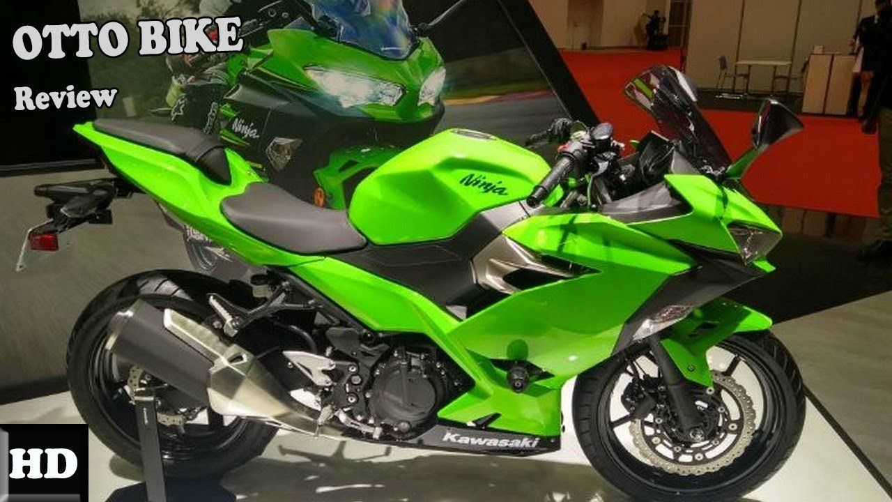 2019 Kawasaki Ninja 250r Overview From Otto Bike 2019 New Kawasaki
