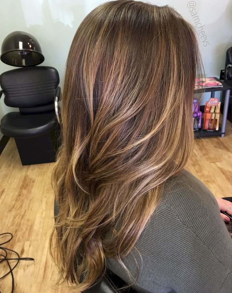 79 Hottest Balayage Hair Color Ideas for Brunettes | Balayage hair ...