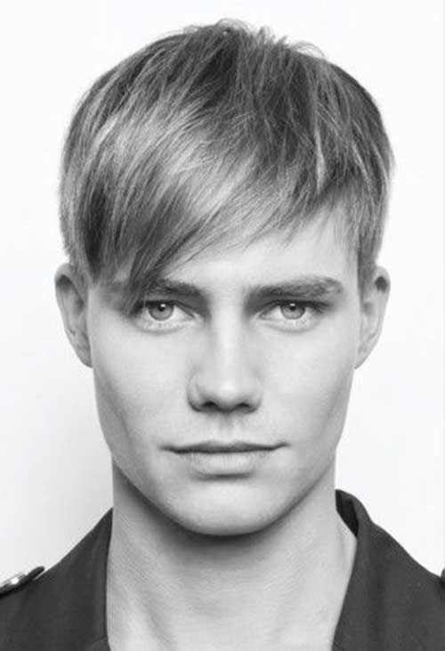 haircuts for men with straight hair mens hairstyles