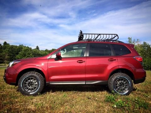 LP Aventure Lift kit - Forester 2014-2018 | Cars | Subaru