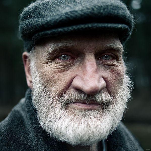 gesichter | Faltige Gesichter von Andrey Zharov ...