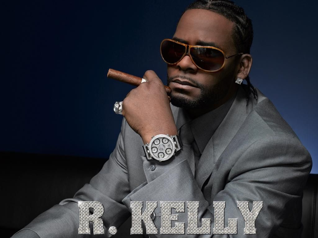 R. Kelly -Bump and Grind - I Believe I Can Fly  Kelly, Good music