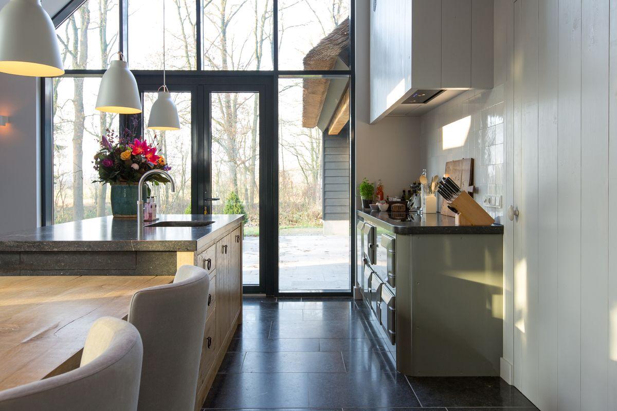 Tour bosvilla oisterwijk interieur lofts