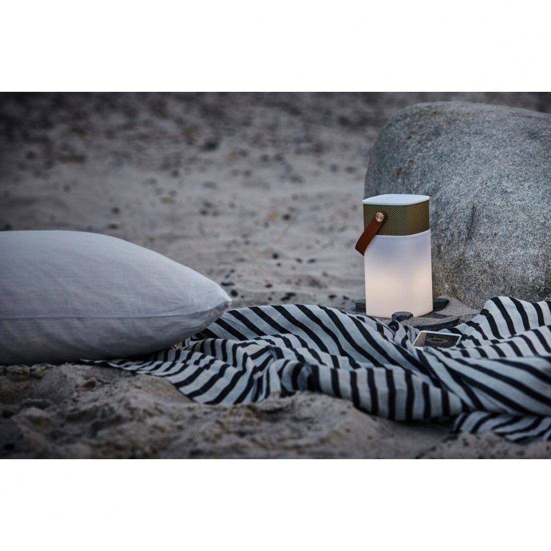 aGlow – Lautsprecher, Powerbank und Lampe von Kreafunk