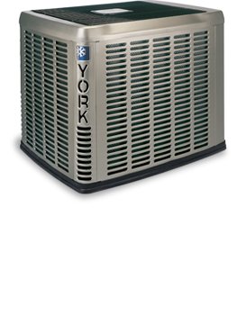 York® Affinity™ CZF Air Conditioner QuietDrive™ system