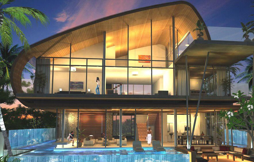 Invest in a sentosa villa and get your singapore permanent residency