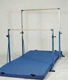 9ab4c9a187b0 How to Make Gymnastic Bars | gymnastics equip | Gymnastics gym ...