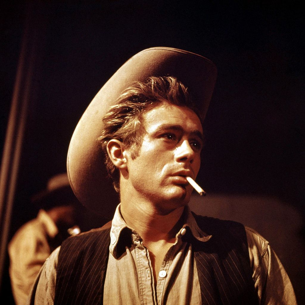 Remembering James Dean: From Method Actor to Screen Idol ...  Giant 1956 James Dean