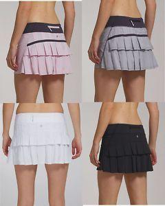 9285453dd lululemon tennis skirts.....cute! | Golf | Tennis skirts, Golf ...