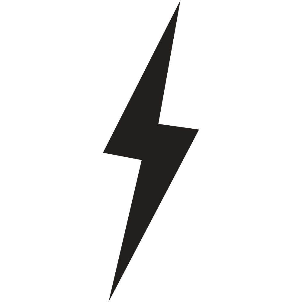 Lightning Bolt Tatuagem De Raio Raio Desenho Tatuagens Harry Potter