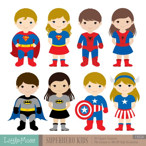 36 Kids Superhero Costumes Clipart Superheroes Kids Clipart Superheroes Clipart Super Hero Clipart Superhero Boys Superhero Girls Costumes De Super Heros Clip Art Clipart