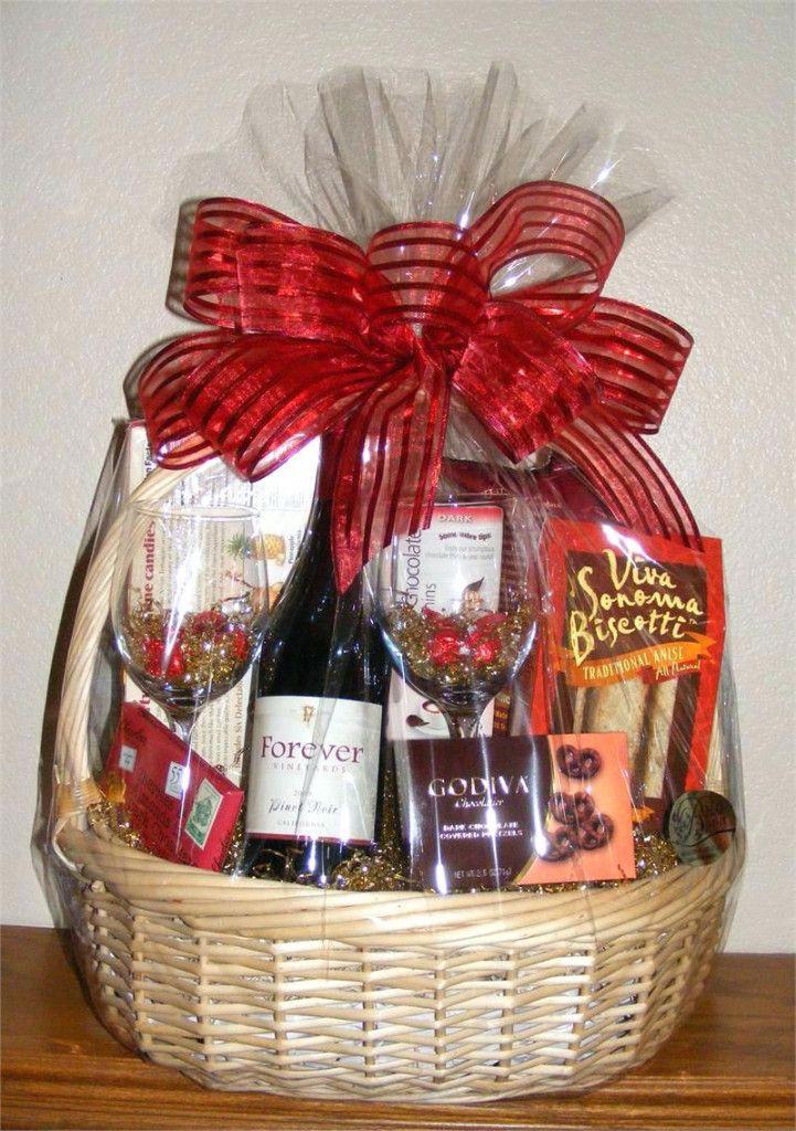 Valentine Gift Baskets Wholesale Diy Valentines Day For Her Basket