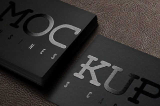 This Is Volume Of Our Classic Psd Business Card Mockup Template - Business card mockup template