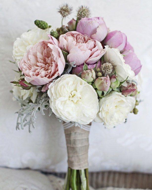 100 bouquets pour sublimer la mariée | bouquet de pivoine, vieux