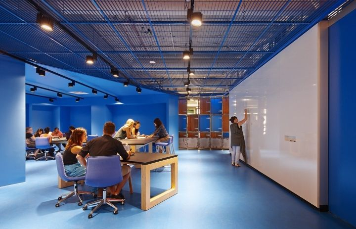 Muse macquarie university spatial experience by woods bagot