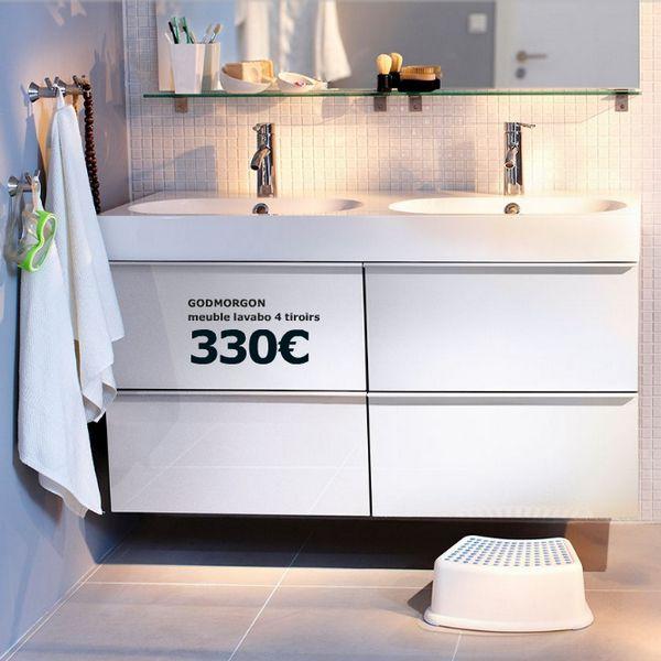 Couleur Du Sol Avec Meuble Blanc Ikea Lavabo Salle De Bain Meuble Lavabo Evier Salle De Bain