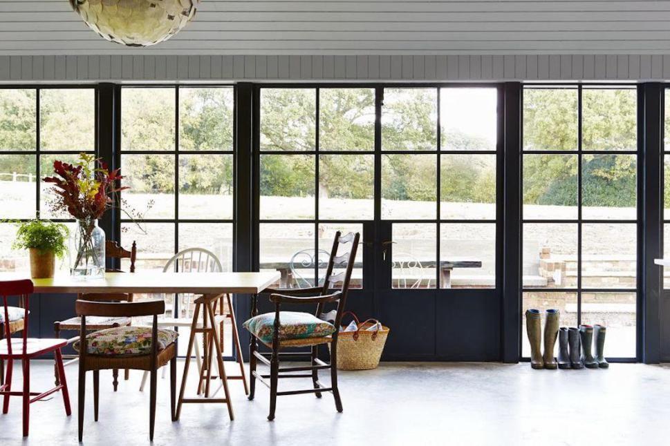 Épinglé par Planète Déco sur living room Pinterest Ferme, Le sol