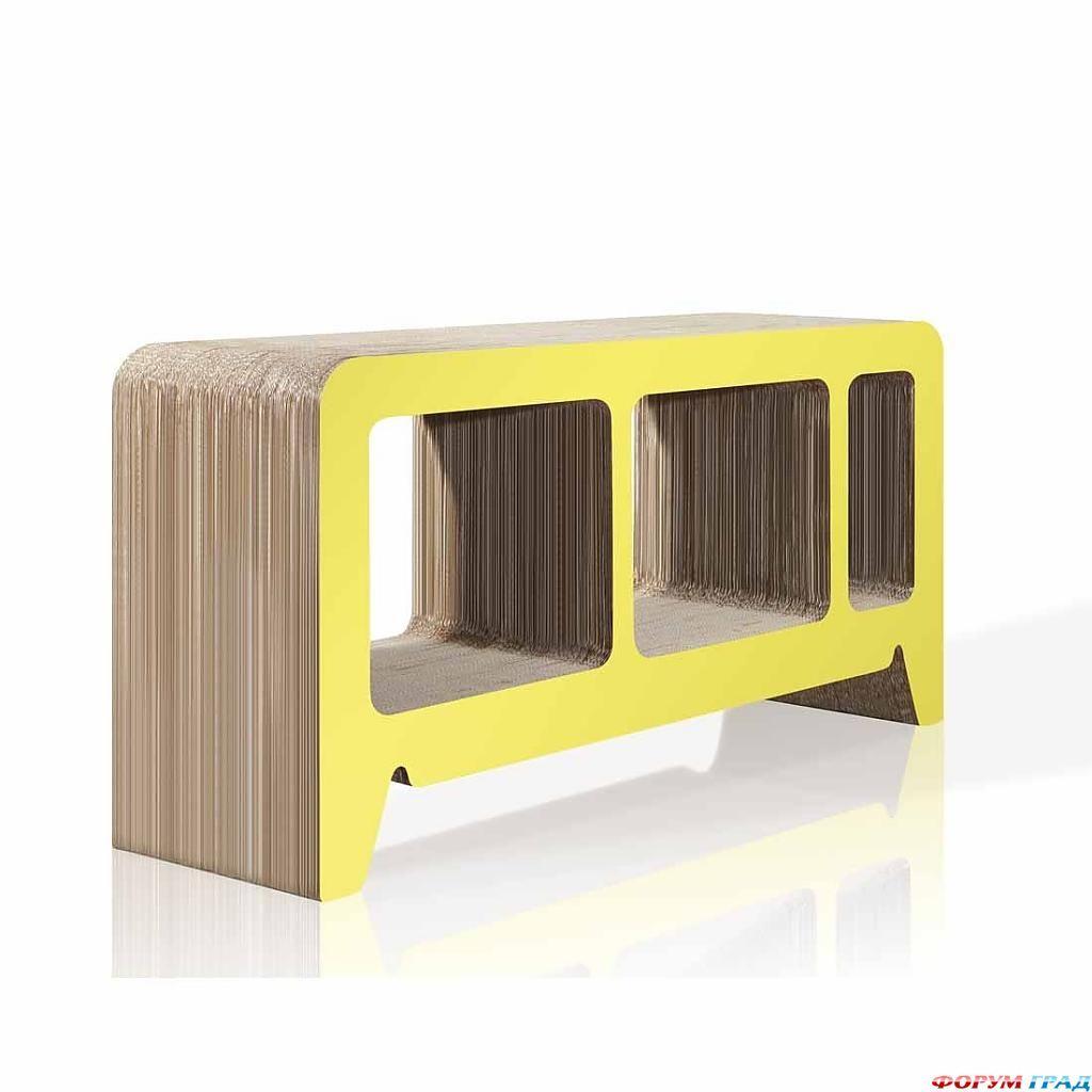no tutorial DIY Cardboard Furniture Moebel Misc Pinterest