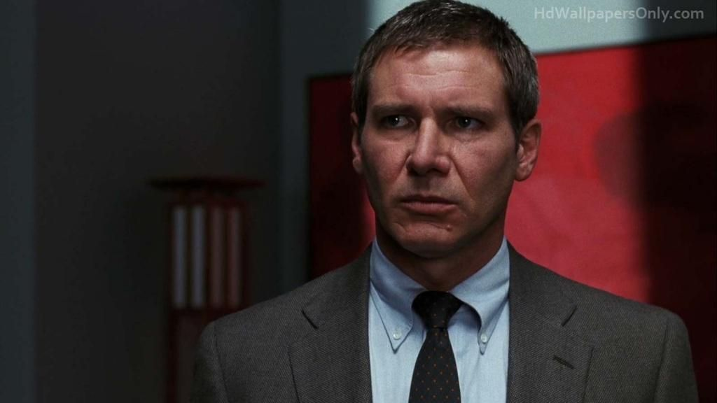 Presumed Innocent∞Harrison Ford Harrison Ford ❤ Pinterest