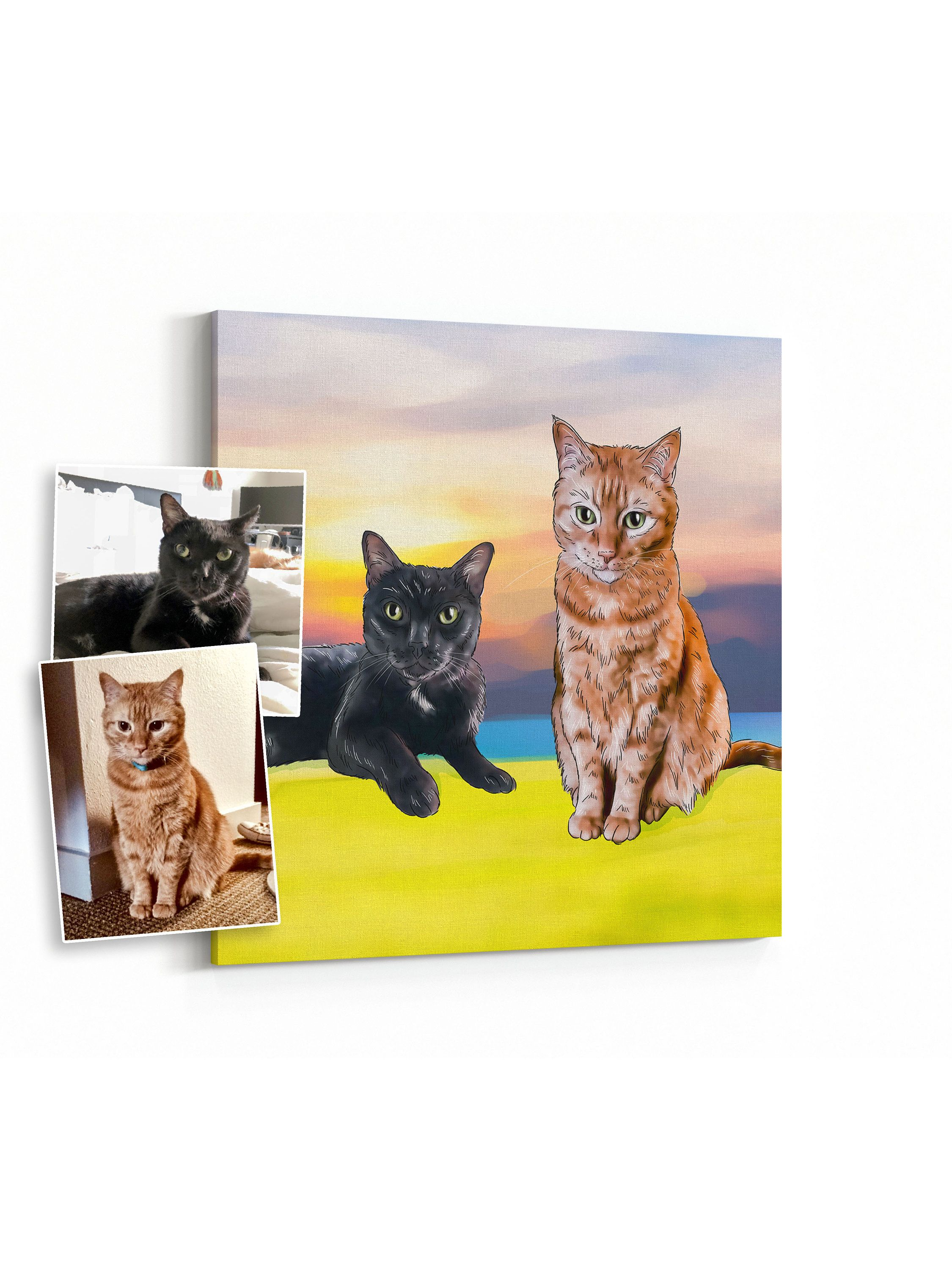 Personalized Pet Book Cat