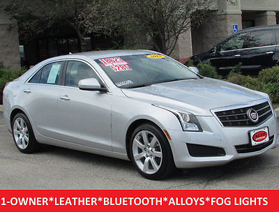 nice 2013 Cadillac ATS 2.5L RWD Leather Bose Sound System - For Sale