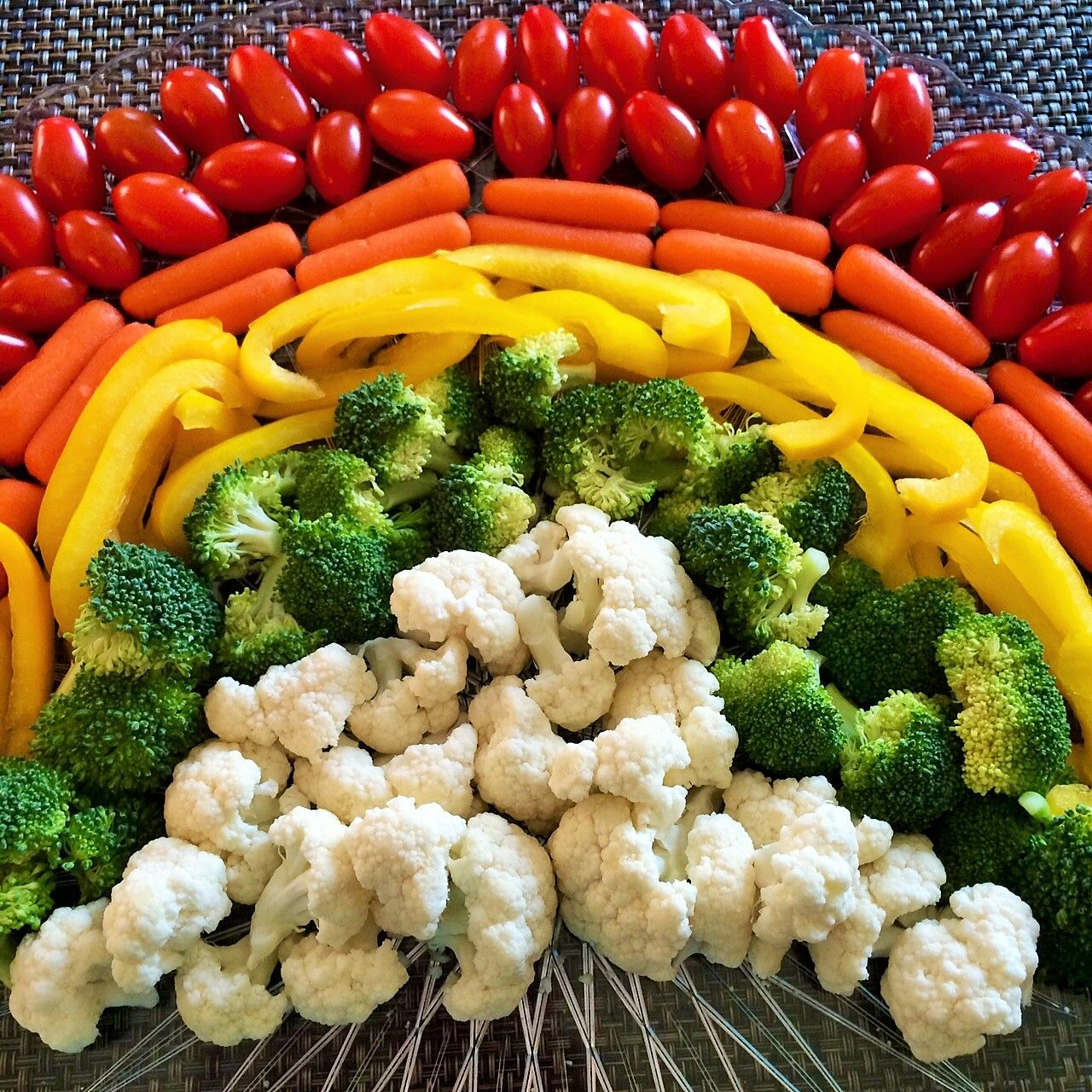 Take Your Veggie Tray From Average To AWESOME With This