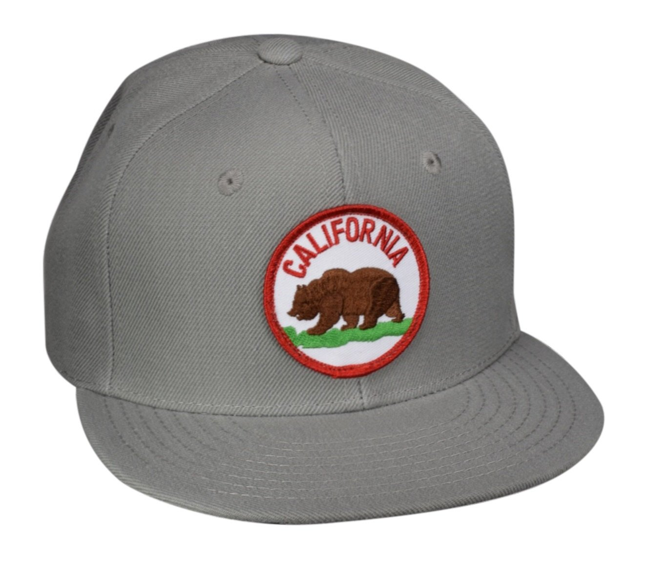 c3c5416f82217 ... best price california bear snapback hat by lets be irie gray a4627 73201