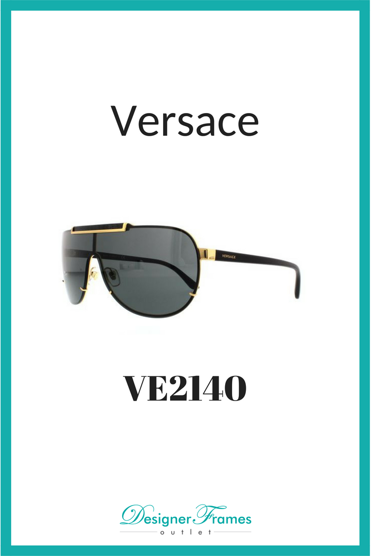 e3682332cbc Super Suave Versace VE2140 Mens Sunglasses! At Designer Frames Outlet!
