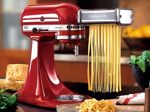 Pasta Roller Attachment Set For Kitchenaid Mixer