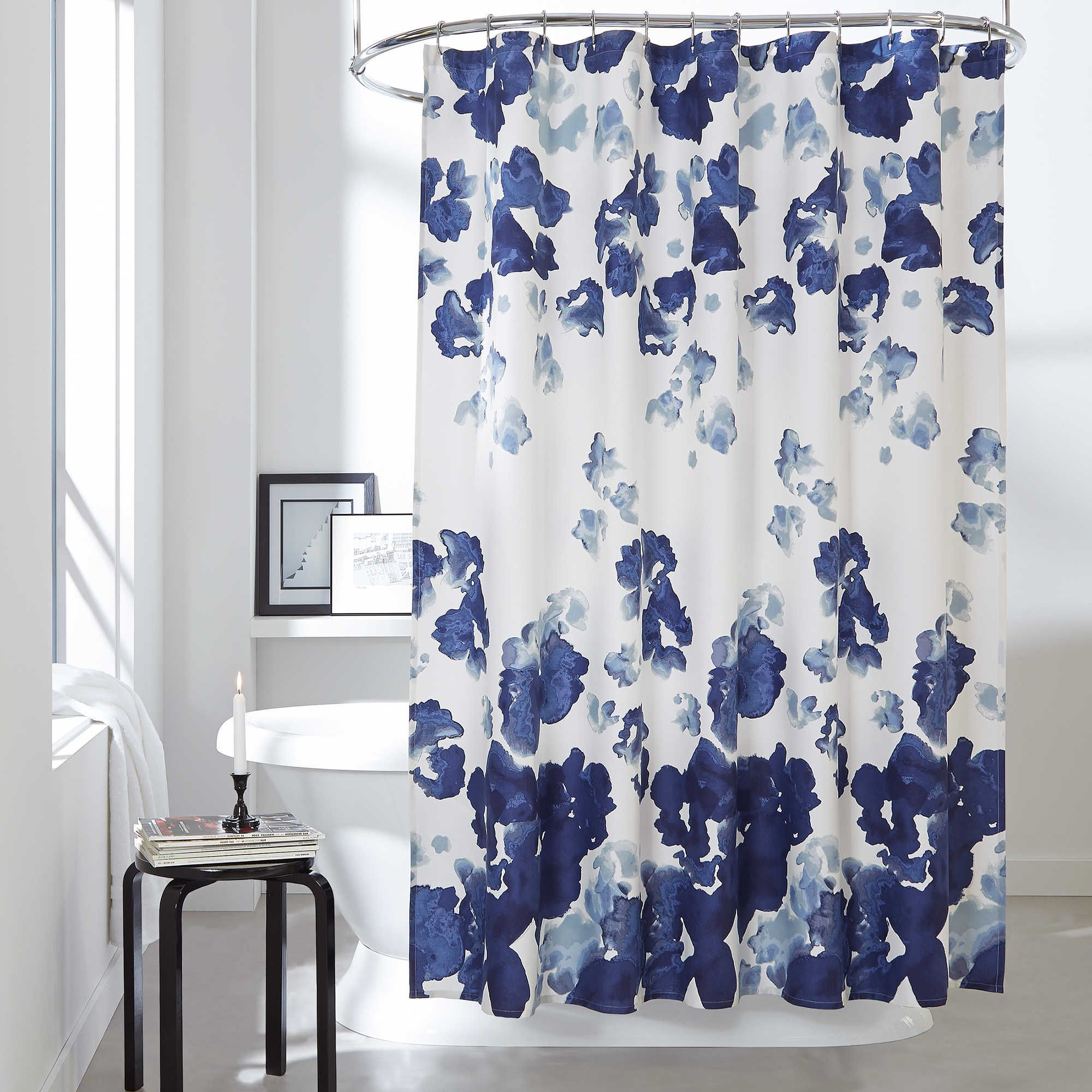 Dkny Park Slope Cotton Shower Curtain Cotton Shower Curtain
